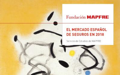 El mercado español de seguros en 2018