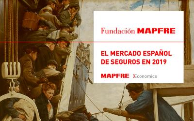 El mercado español de seguros en 2019
