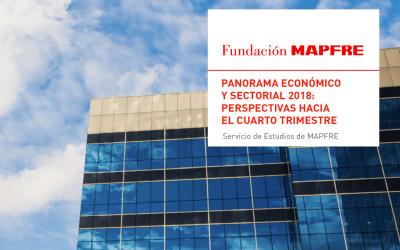 Panorama sectorial de la industria aseguradora (4º trim. 2018)